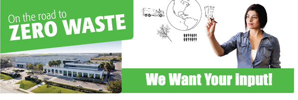 JOIN THE CITY OF OXNARD ON THE ROAD TO ZERO WASTE - We want your input!