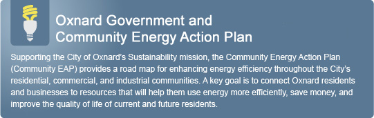 Oxnard Community Energy Action Plan