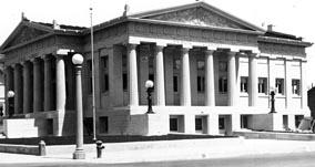 Oxnard Public Library circa 1907