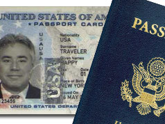 Passport and Passport Card