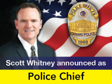 Police Chief Announced-2016