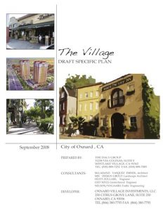 The Village Specific Plan