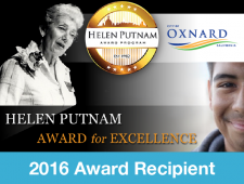 Helen Putnam Award 2016