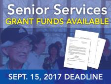 Senior Services Grant Fund App-2017