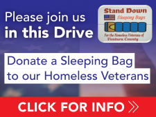 Sleeping Bag Donation 2017