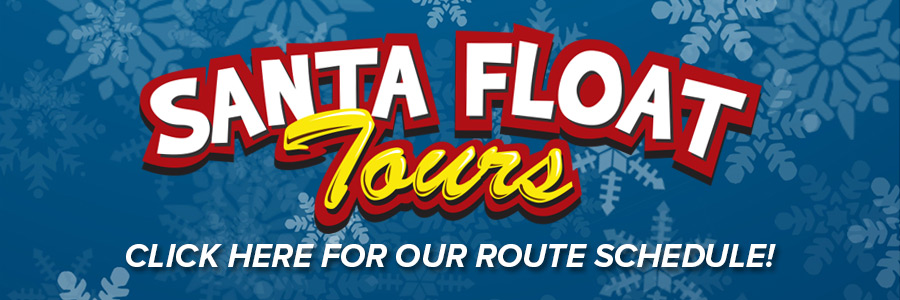 Santa Float Tours