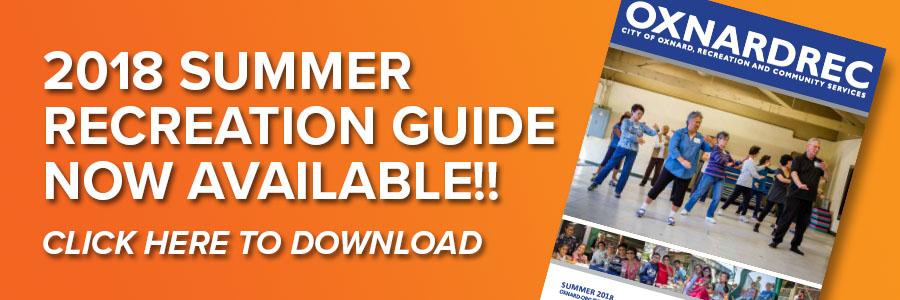 2018 Summer Guide