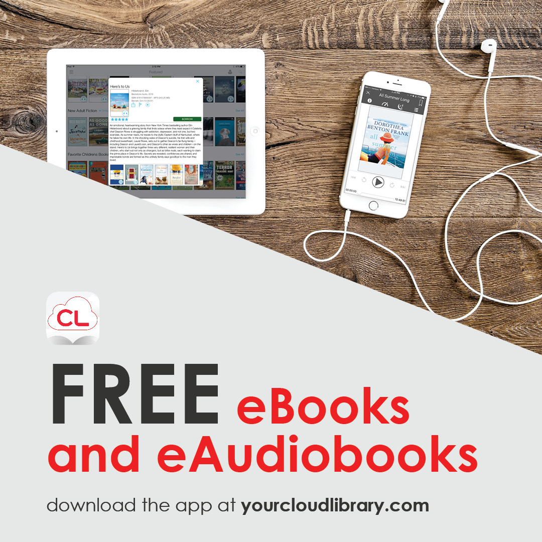 Cloud Library eBook and eAudiobook Help — City Of Oxnard