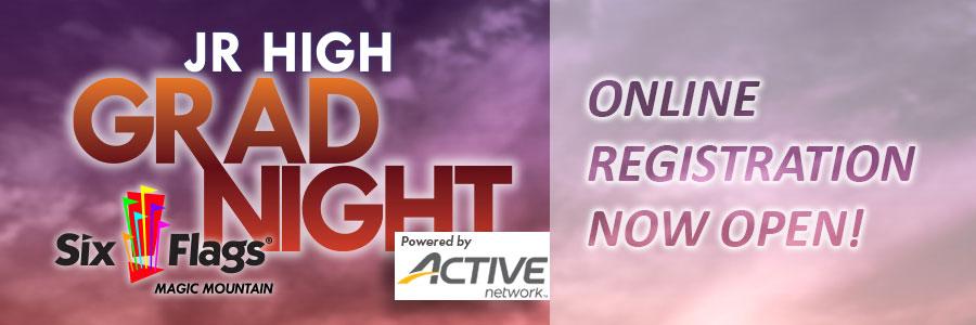 Grad Night Online Registration Link - ActiveNet